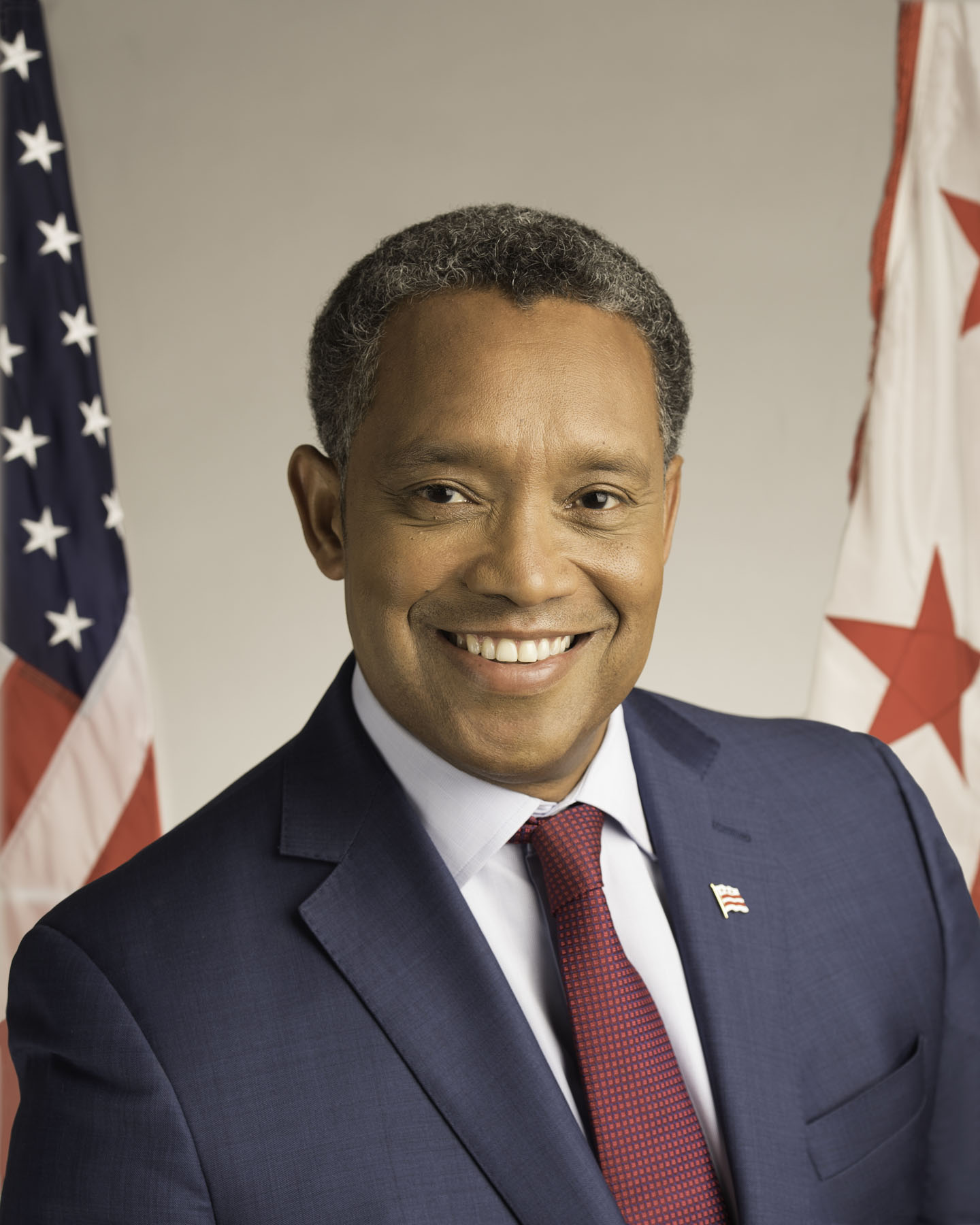 Attorney General Karl A  Racine
