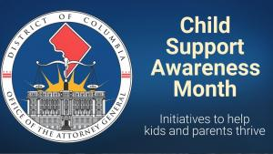 Child Support Awareness Month