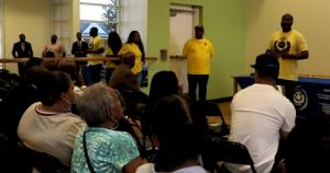 Cure the Streets Ward 5 Community Meeting