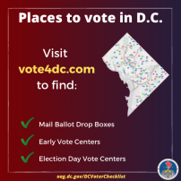 Places to vote