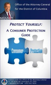 Consumer Protection Guide Cover