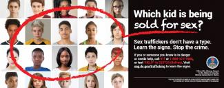Sex Trafficking PSA 2020