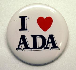 I heart ADA