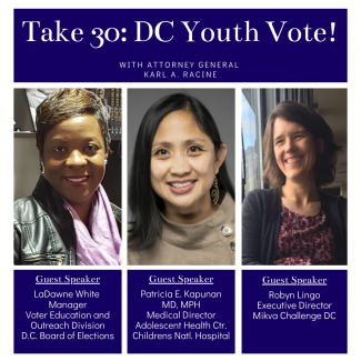 DC Youth Vote