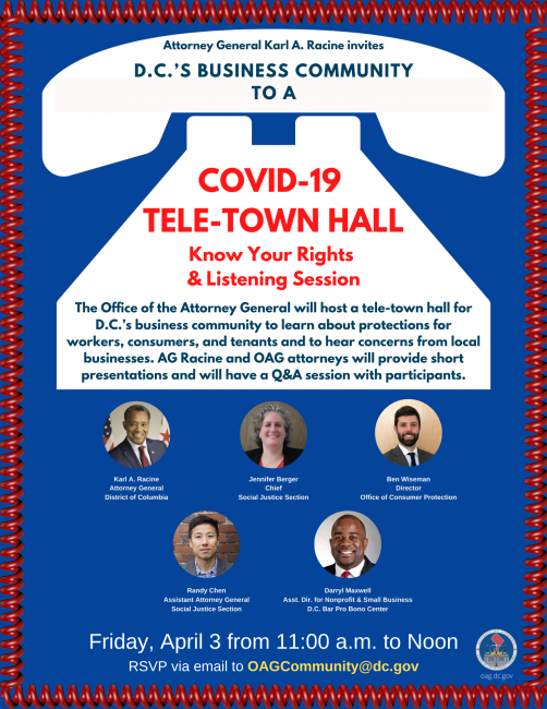 Tele-Town Hall