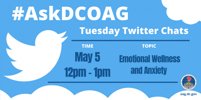 Twitter Chat Emotional Wellness